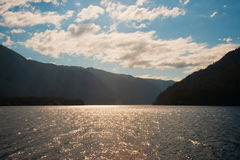 Lake Crescent Royalty Free Stock Photos