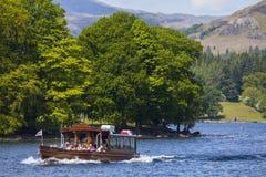 Lake Cruises on Lake Windermere Stock Images