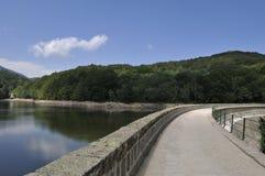Lake Dam Royalty Free Stock Image