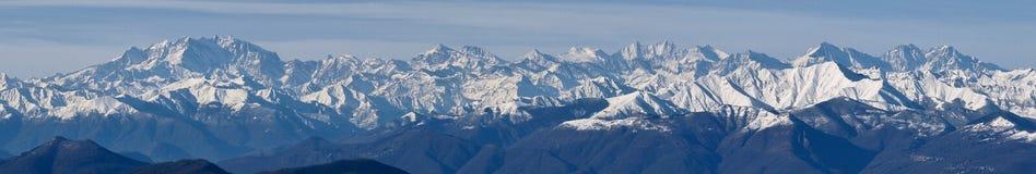 2013-Lake de Lugano Images libres de droits