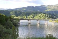 Lake Del Salto Stock Image