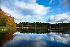 Lake in Denmark Stock Photos