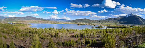 Lake Dillon - Colorado Royalty Free Stock Photography