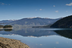 Lake Dillon - Colorado Royalty Free Stock Images