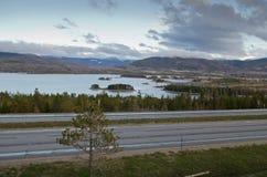 Lake Dillon - Colorado Royalty Free Stock Photos