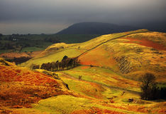 Lake district Stock Photography