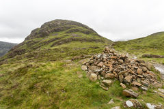 Lake district buttermere haystacks Royalty Free Stock Photography