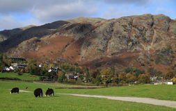 English Lake District Cumbria Stock Photos