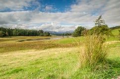 Lake district in Cumbria england uk kernow Stock Photo