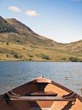 lake district cumbria mountain view Stock Image