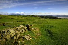 The Lake District Fells Stock Image