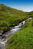 Lake District Kirkland pass mountain stream Stock Photography