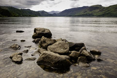 Lake District landscape Royalty Free Stock Image