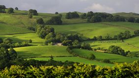 Lake district landscape, Cumbria stock photos