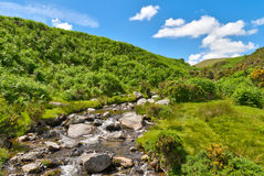 Lake District mountain stream Stock Photography
