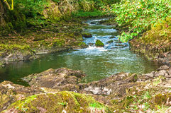 Lake District ,Mountain Stream Royalty Free Stock Images