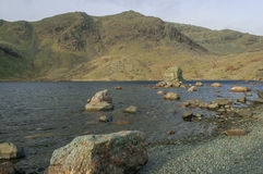 Free Lake District ,Mountain Tarn Royalty Free Stock Image - 39726606
