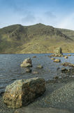 Lake District ,Mountain Tarn Royalty Free Stock Photos