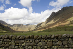 The Lake District Royalty Free Stock Images