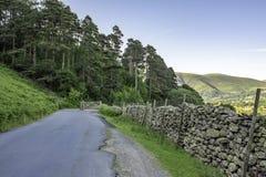 Lake District National Park Landscape, Cumbria,Uk, spring 2017. Royalty Free Stock Image