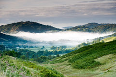 Lake District National Park Royalty Free Stock Photos