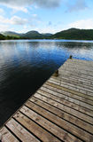 Lake District National Park stock image