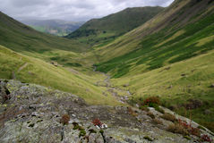 The Lake District. A photo of the Lake District royalty free stock photography