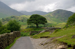 The Lake District. A photo of the Lake District, England royalty free stock photos