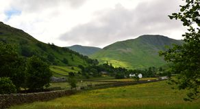 Lake District scenery. Stock Photo