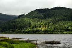 Lake District in UK Royalty Free Stock Images