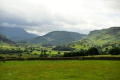 Lake District in UK Stock Photo