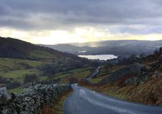 Lake District stock images