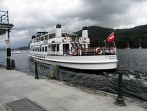 Lake District,Windermere Cruiser,MV Swan,Steamer,Cumbria Stock Image