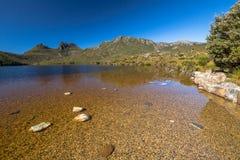 Lake Dove Tasmania Royalty Free Stock Image