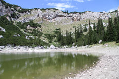 Lake in Durmitor Royalty Free Stock Photography