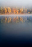 Lake early in the morning Stock Photography