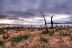 Lake Ecumbene Royalty Free Stock Images