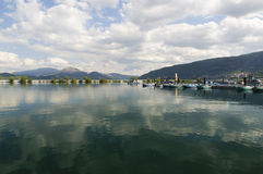 Lake Egirdir in Isparta Turkey Royalty Free Stock Photos