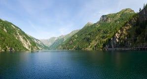 Lake of elder Stock Photo