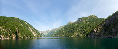 Lake of elder Royalty Free Stock Images