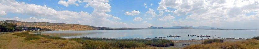 Lake Elementeita, Kenya. Lake Elementeita's scene in Kenya Stock Photos
