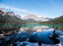 Lake Emerald Royalty Free Stock Images