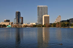 Lake Eola Royalty Free Stock Image