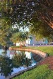 Lake Eola Orlando Florida Royalty Free Stock Photography