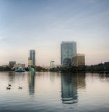 Lake Eola Park Royalty Free Stock Photo
