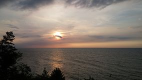 Lake Erie Arkivbilder
