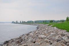 Lake Erie, taken in Baffalo Stock Image