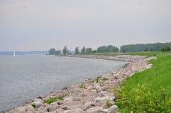 Lake Erie, taken in Baffalo Stock Photography