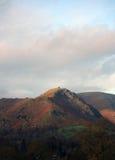 lake för roder för cragområde engelsk Fotografering för Bildbyråer