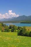 Lake Faaker See,Carinthia,Austria Stock Photos